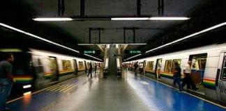 tren de la línea 2 del Metro de Caracas - tren de la línea 2 del Metro de Caracas