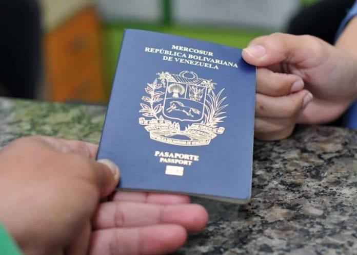 pasos para solicitar la prórroga del pasaporte saime
