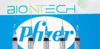 ensayos de vacuna Pfizer