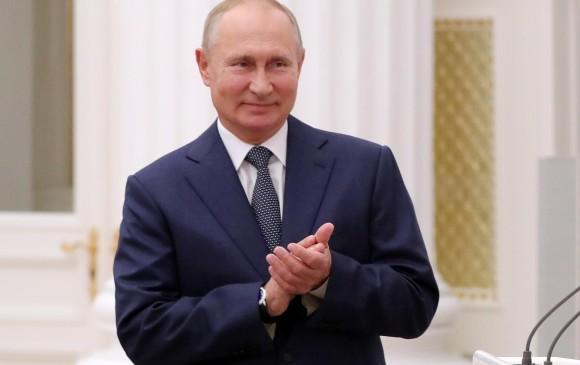 Putin felicita a Biden