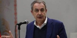 Zapatero UE reflexionar sanciones - Zapatero UE reflexionar sanciones