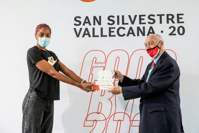 Yulimar Rojas premio Silvestre del año