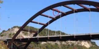 Youtuber se lanzó desde un puente
