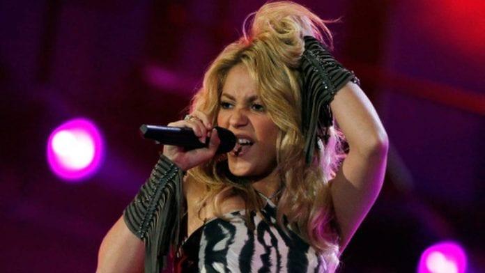Shakira vacaciones fin de año - Shakira vacaciones fin de año