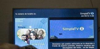 SimpleTv presentó dificultad para el pago - SimpleTv presentó dificultad para el pago