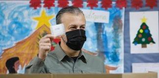 Tareck El Aissami derecho al voto - Tareck El Aissami derecho al voto