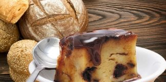 torta de pan - torta de pan