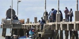 Embarcación con 20 venezolanos