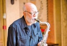 Saxofonista Víctor Cuica