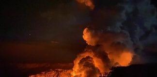 volcán Kilauea de Hawái