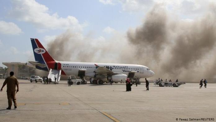 Explosión en Yemen - Explosión en Yemen