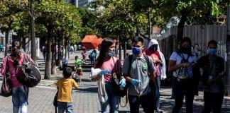 246 casos de COVID-19 en Venezuela