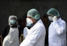 Trabajadores de la salud fallecidos