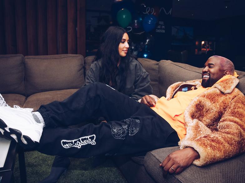 divorcio de Kim y Kanye