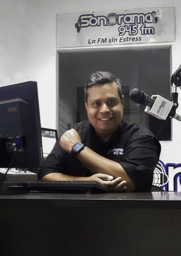 Miguel Reyes – Miguel Reyes