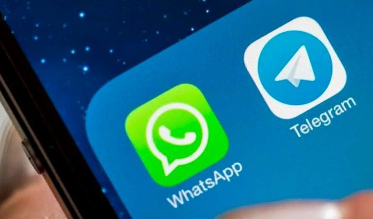Telegram bate récord de nuevos usuarios tras cambios de reglas en WhatsApp