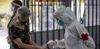 134.319 casos de COVID-19 en Venezuela