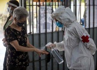 673 casos de COVID-19 en Venezuela