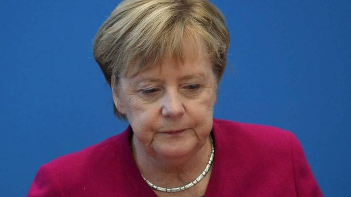 Angela Merkel se despide de Alemania - Angela Merkel se despide de Alemania