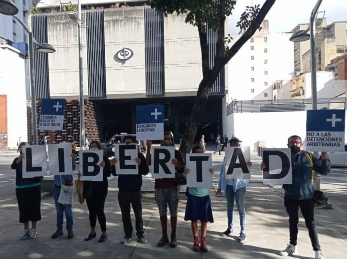 Onusida liberación cinco integrantes - Onusida liberación cinco integrantes