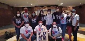 excarcelan a trabajadores de Azul Positivo