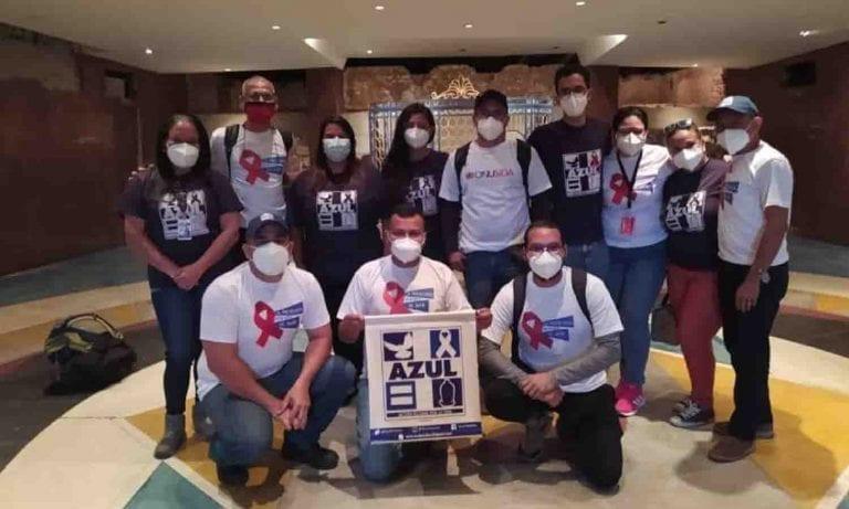 Con medida de presentación fueron liberados cinco trabajadores de Azul Positivo