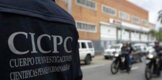 funcionarios del CICPC detenidos - funcionarios del CICPC detenidos