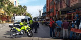 Atentado con granada en centro de Barranquilla
