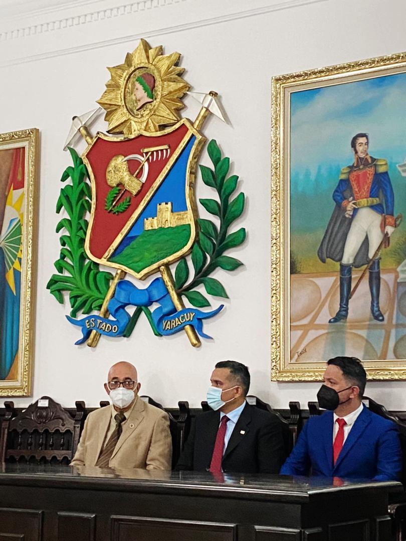 Contraloría Yaracuy conmemoró 59 Aniversario - copia