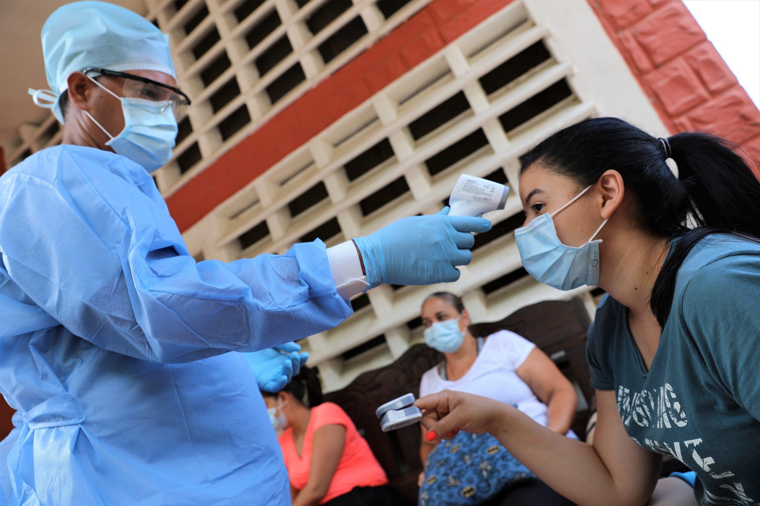 535 casos de COVID-19 en Venezuela