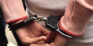 Mujer detenida por estafa en Caracas