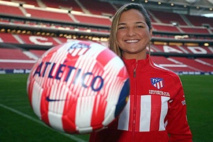 Deyna Castellanos premiada jugadora de diciembre - Deyna Castellanos premiada jugadora de diciembre