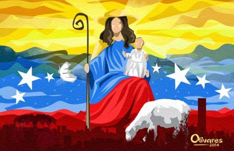 La fe mueve a devotos para celebrar peregrinación de la Divina Pastora