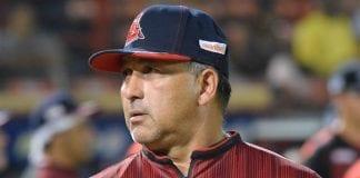 José Moreno manager del año