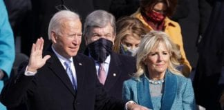 Joe Biden se juramentó como presidente de Estados Unidos