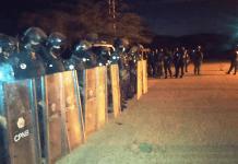 Motín en cárcel de Uribana