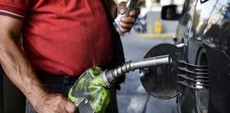 Cronograma de suministro de gasolina