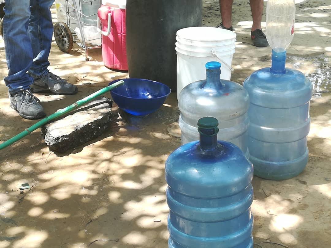 Fallas en el suministro de agua en Valencia