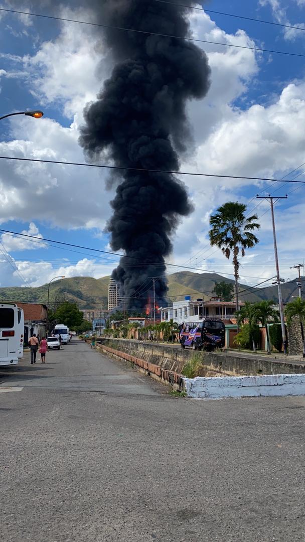 Incendio en Los Jarales – incendio en Los Jarales