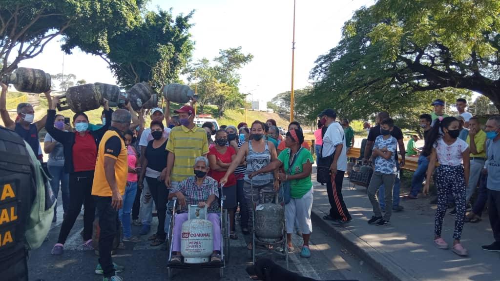 Protesta por gas doméstico – protesta por gas doméstico