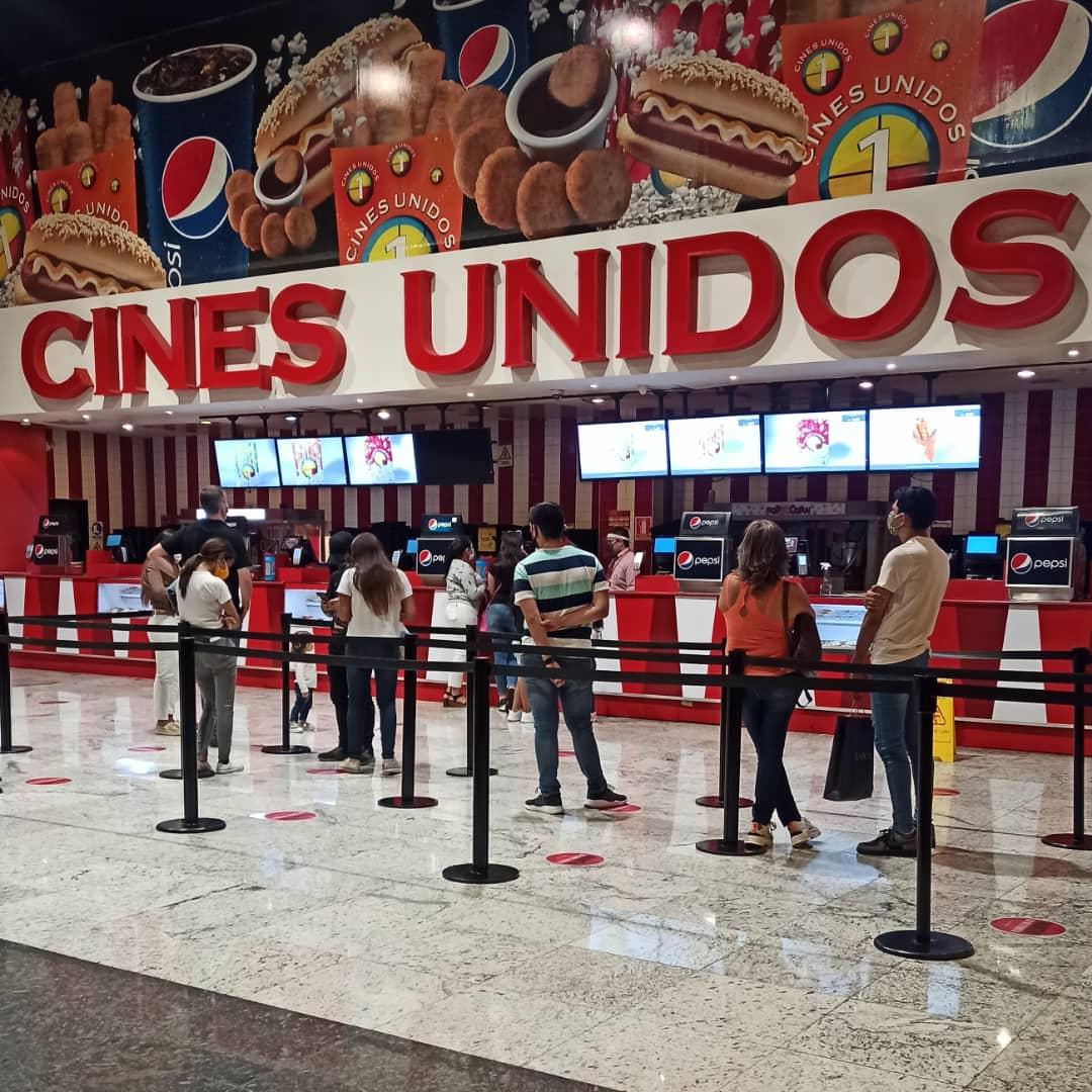 Cines Unidos Sambil Valencia