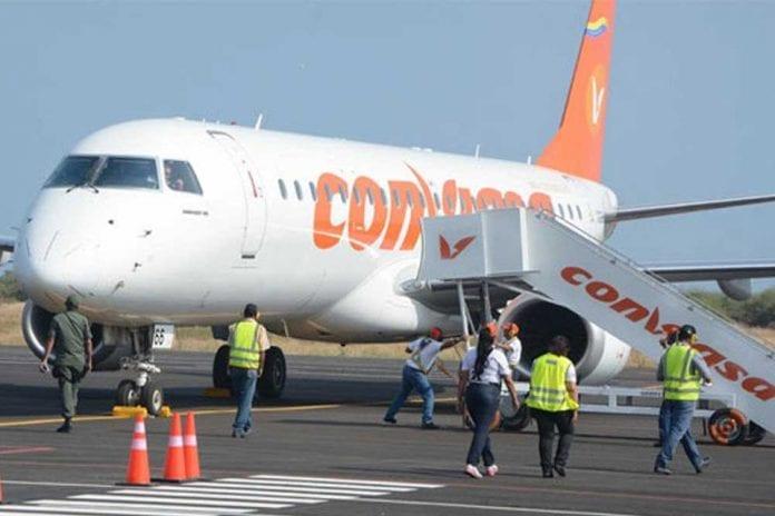 INAC habilitó vuelos a Margarita - INAC habilitó vuelos a Margarita