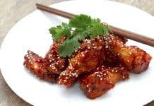 Pollo frito coreano - Pollo frito coreano