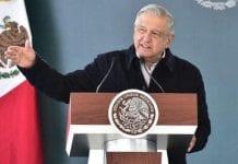 Presidente de México López Obrador positivo - Presidente de México López Obrador positivo