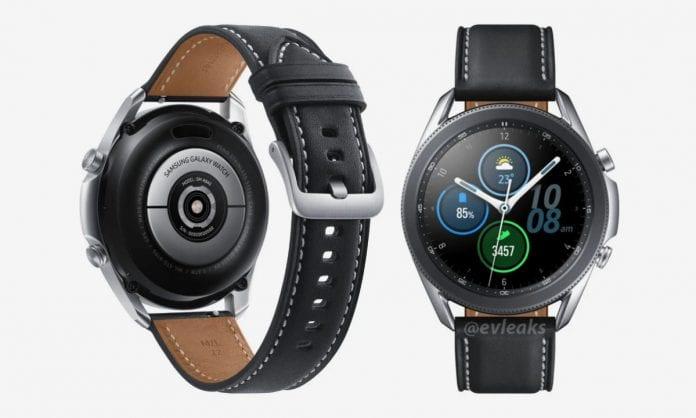 Samsung Galaxy Watch 3 - Noticias24Carabobo
