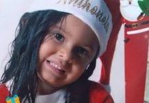 niña de 4 años secuestrada en Táchira