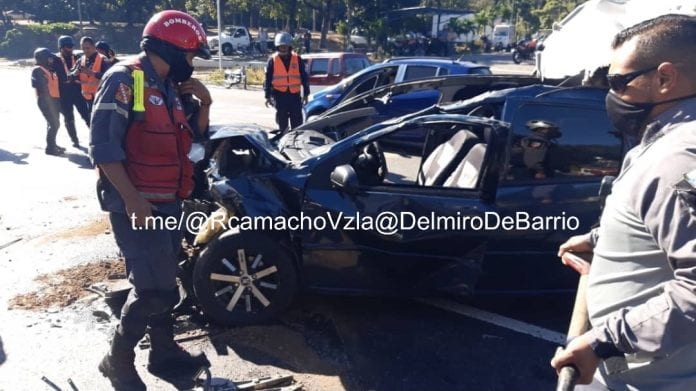 Accidentes de tránsito en Venezuela - Accidentes de tránsito en Venezuela