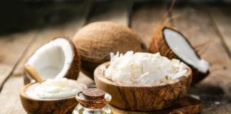 aceite de coco - aceite de coco