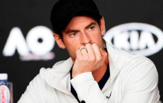 Andy Murray da positivo - Andy Murray da positivo