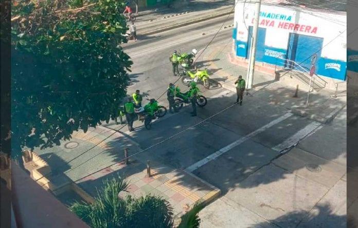 Amenaza de bomba en Barranquilla - Amenaza de bomba en Barranquilla